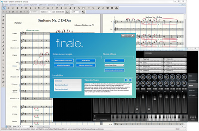 MakeMusic Finale 25 (D)