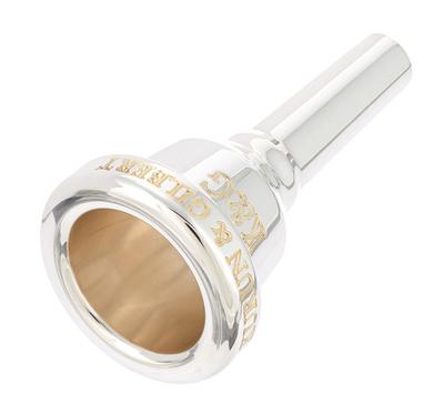 K&G Bass Trombone 0E silver plated