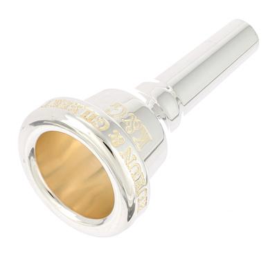 K&G Bass Trombone 1.5D silver