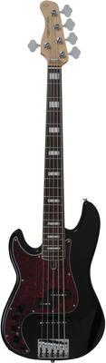 Marcus Miller P7 Alder 5 Black Lefthand