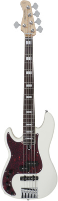 Marcus Miller P7 Alder 5 Antique White LH