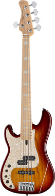 Marcus Miller P7 Swamp Ash 5 TS Lefthand