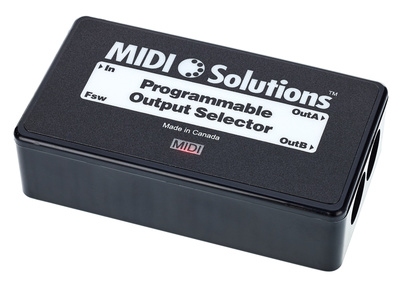 MIDI Solutions Programmable Output Se B-Stock