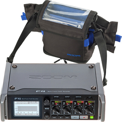 Zoom F4 / PCF-4 Bundle