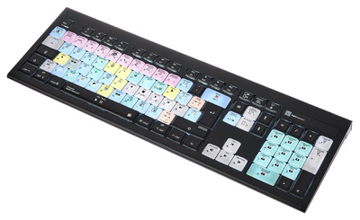 Logickeyboard Astra Final Cut Pro X  B-Stock