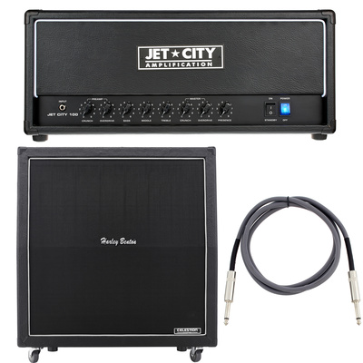Jet City Amplification 100H LTD Bundle