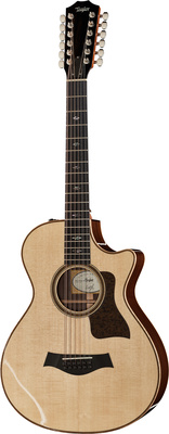 Taylor 752ce 12-Fret LTD 12 String