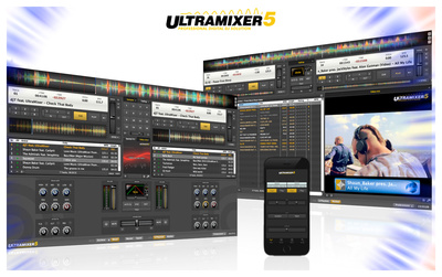 Ultramixer 5 Pro Entertain Windows