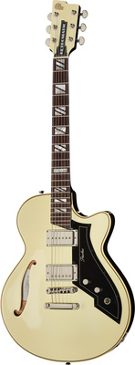 Peerless Guitars Retromatic P2 Ivory
