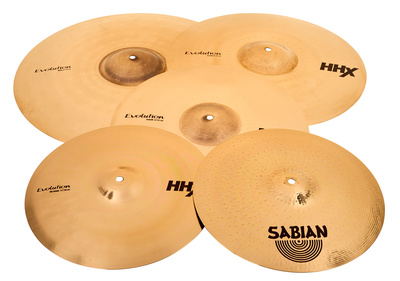 Sabian HHX Evolution Exclusiv B-Stock