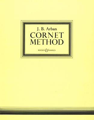 Boosey & Hawkes Arban Cornet Method