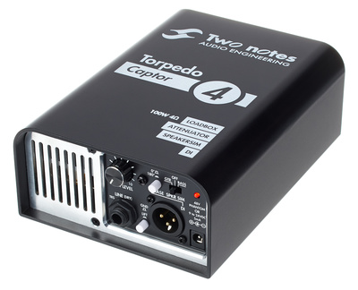 Two Notes Torpedo Captor 4 Ohms B-Stock