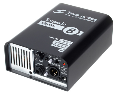 Two Notes Torpedo Captor 8 Ohms B-Stock
