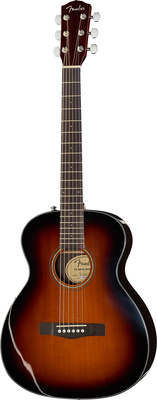Fender CT140SE Travel Sunburst