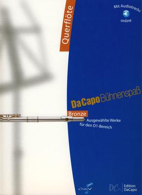 Edition Da Capo Bühnenspaß Bronze Flöte