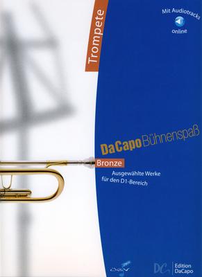 Edition Da Capo Bühnenspaß Bronze Trumpet
