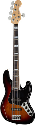 Fender AM Elite Jazz Bass V EB 3TSB