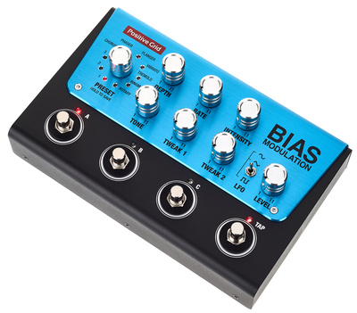 Positive Grid Bias Modulation Pro B-Stock