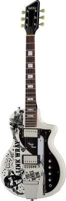Eastwood Guitars Airline Link Wray Tribute