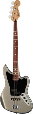 Fender STD Jaguar Bass PF GST SLVR