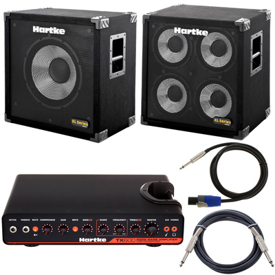 Hartke TX600 Bundle 1