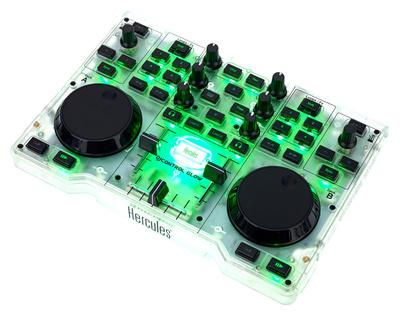 Hercules DJ Control Glow Green B-Stock