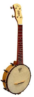 Kala Maple Banjo Ukulele