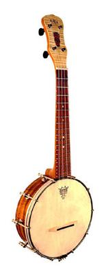 Kala Koa Banjo Ukulele