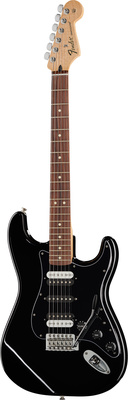 Fender Standard Strat HSH PF BLK