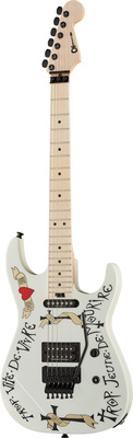 Charvel Warren DeMartini White USA