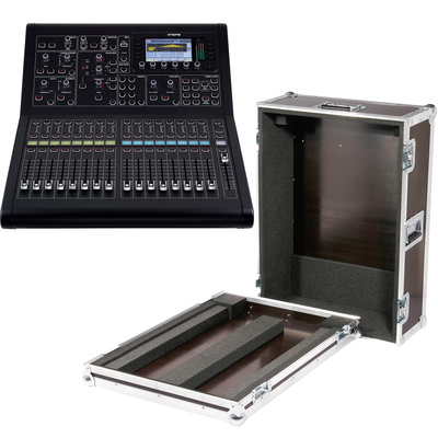 Midas M 32R Case Bundle