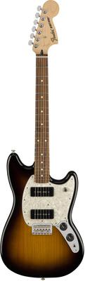 Fender Mustang P90 PF 2SB Off B-Stock
