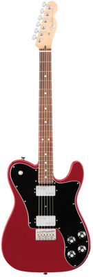 Fender AM Pro Tele DLX RW CAR