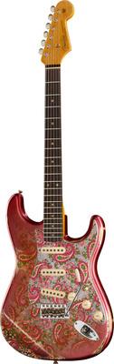 Fender 60 Strat Heavy Relic Paisley