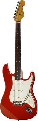 Fender 1961 Strat Hot Rod Red NOS