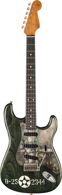 Fender Pacific Battle Strat MBYS