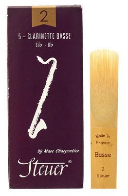 Steuer Classic Bb- Bass Clarinet 2,0
