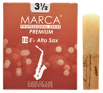 Marca Premium Alto Sax 3,5