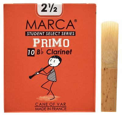 Marca PriMo Bb- Clarinet 2,5