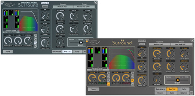 Exponential Audio Surround Reverb Bundle