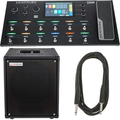 Headrush Pedalboard Bundle 1
