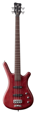 Warwick GPS Corvette 4 Ash B Red