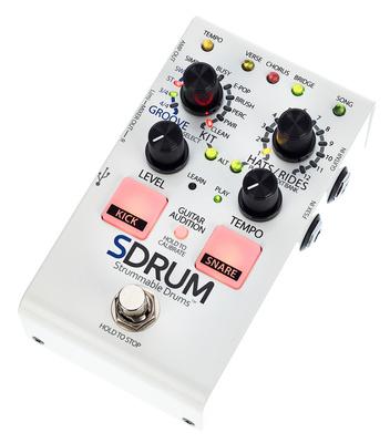 Digitech SDRUM Strummable Drums B-Stock