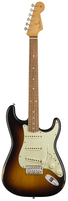Fender Road Worn 60 Stratocaster PF3T