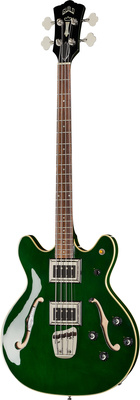 Guild Starfire II Bass Emerald Green