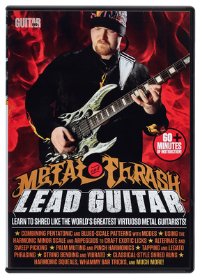 Alfred Music Publishing Guitar World: Metal Trash
