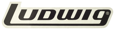 Ludwig Block Logo Sticker