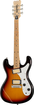 Eastwood Guitars Univox Hi-Flyer Sunbur B-Stock