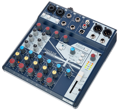 Soundcraft Notepad-8FX B-Stock