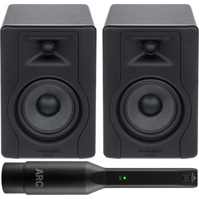 M-Audio BX5 D3 Room Correction Bundle